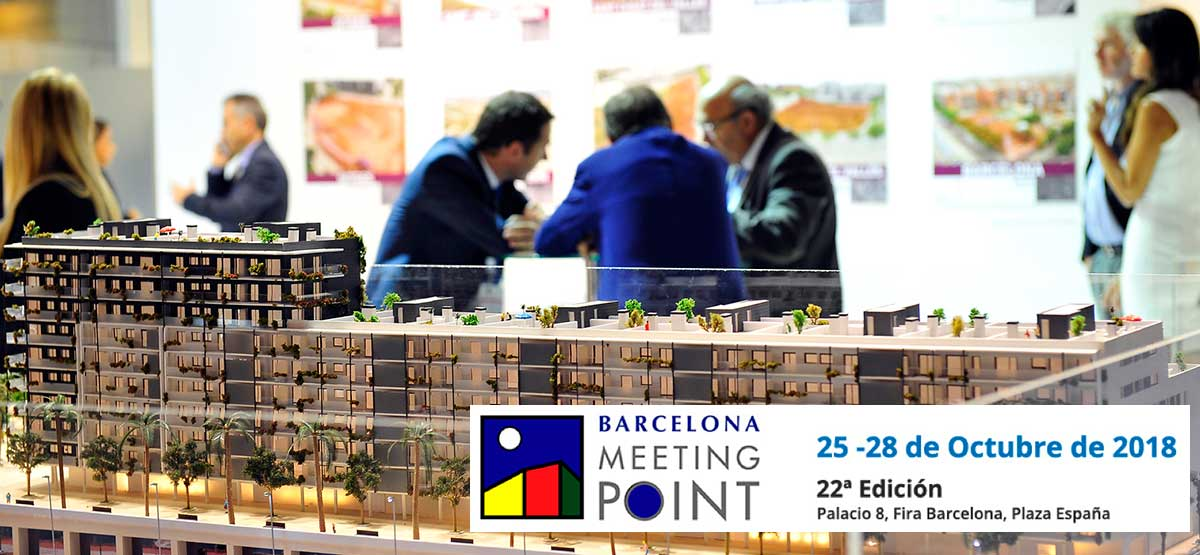 KeyCenter en el Barcelona Meeting Point